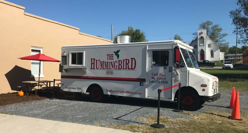 The Hummingbird Bistro: Broadway, VA