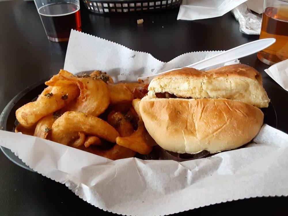 Asadoras Argentina Burgers: 4542 S Rt 71, Oswego, IL