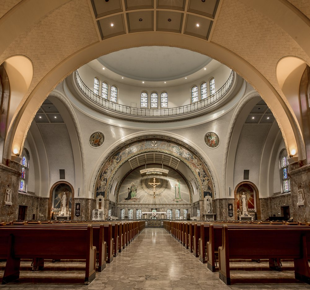 National Shrine of Saint Elizabeth Ann Seton: 339 S Seton Ave, Emmitsburg, MD