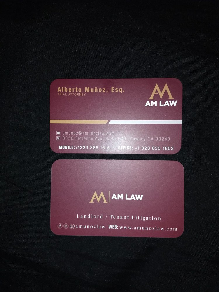 business card and contact info - Yelp
