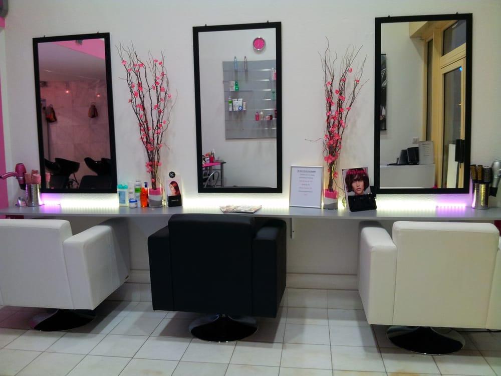 Les pink ladies coiffeurs salons de coiffure 51 for Salon de coiffure mougins