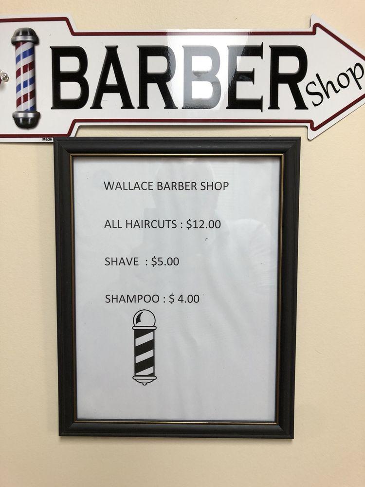 Wallace Barber Shop: 142 S Marlboro St, Bennettsville, SC