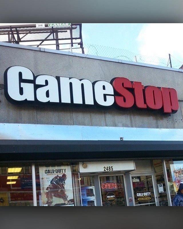Gamestop: 378 East Fordham Rd, Bronx, NY