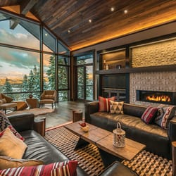 Photo Of Aspen Leaf Interiors   Truckee, CA, United States. 2016 HOME OF