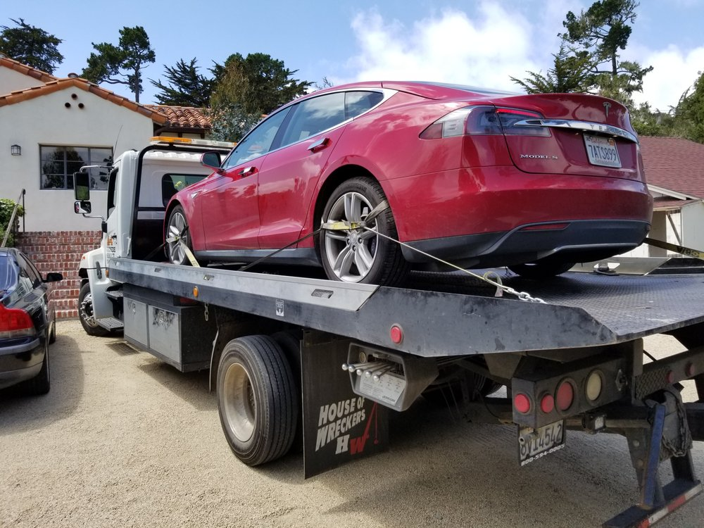 Towing business in Marina, CA