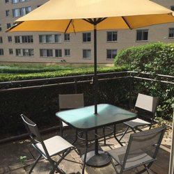Photo Of The Brandywine   Washington, DC, United States. Apartment Patio