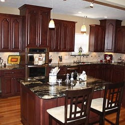Amish cabinets of denver cabinetry 10500 e 54th ave stapleton denver co phone number yelp - Amish built kitchen cabinets ...