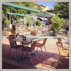 big garten - mediterranean - vorgartenmarkt, leopoldstadt, vienna, Garten und erstellen