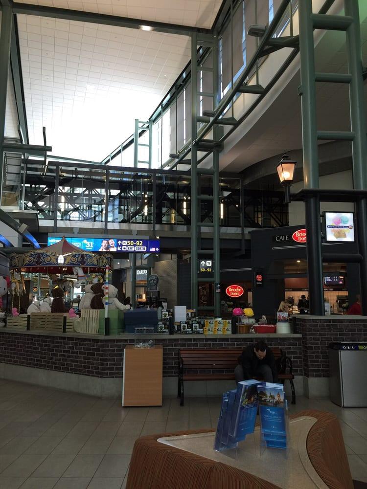Restaurants Near Edmonton International Airport