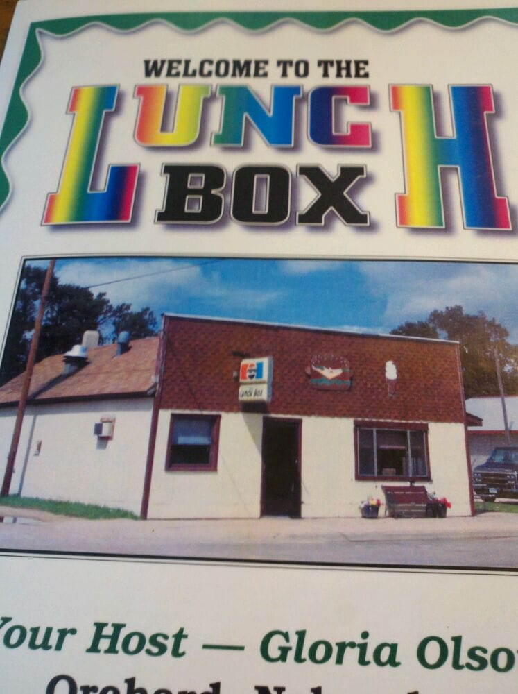 Photo of Lunch Box: Orchard, NE