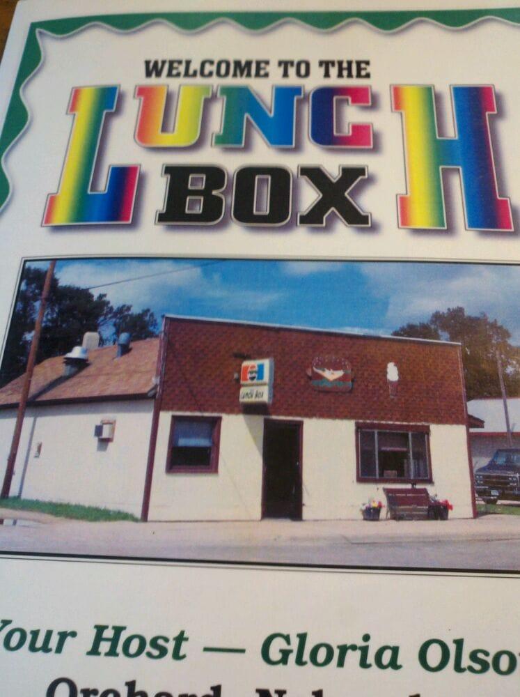 Lunch Box: Orchard, NE