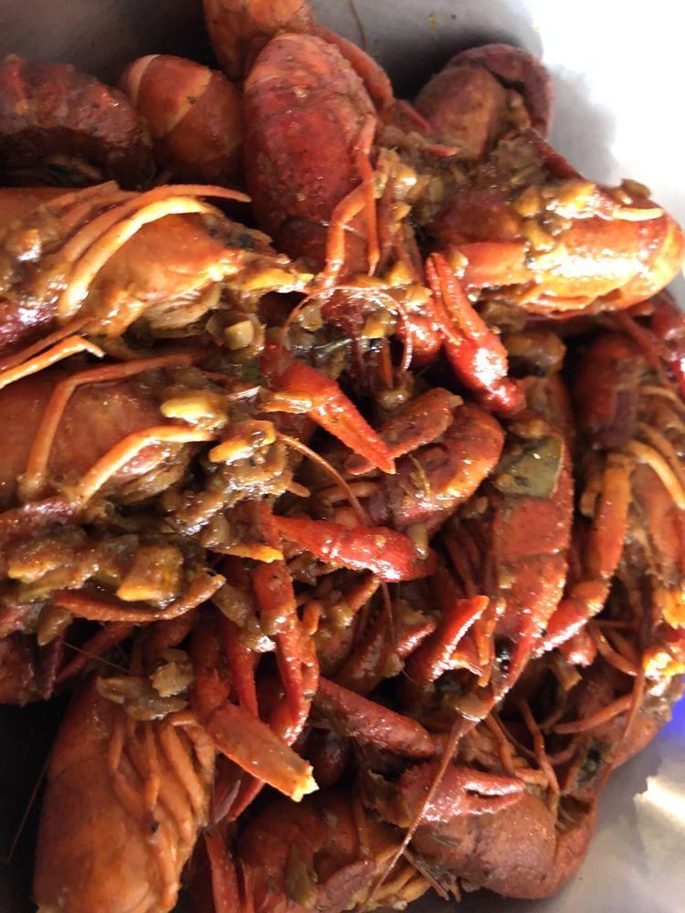 Lone Star Seafood: 10990 Fuqua St, Houston, TX