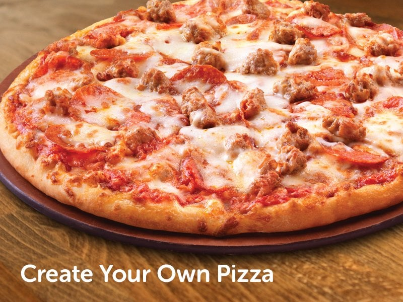 LaRosa's Pizza - Roselawn: 7617 Reading Rd, Cincinnati, OH