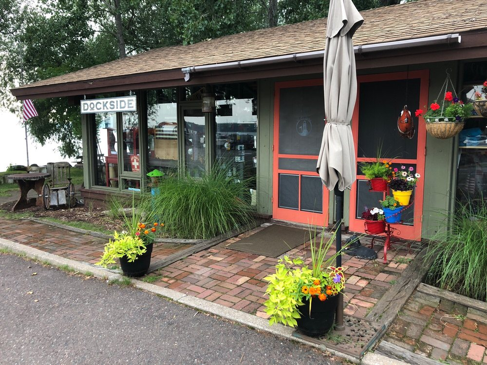 Dockside - Madeline Island: 190 Colonel Woods Ave, La Pointe, WI