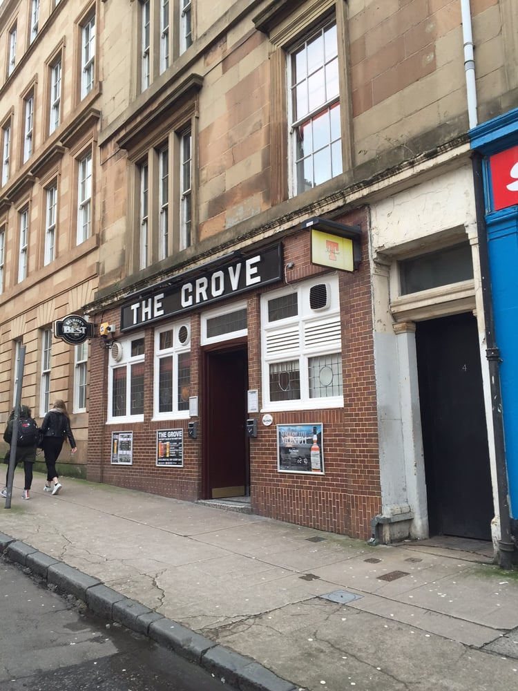 The Grove Pubs 8 Kelvingrove St Finnieston Glasgow Reino Unido N Mero De Tel Fono Yelp