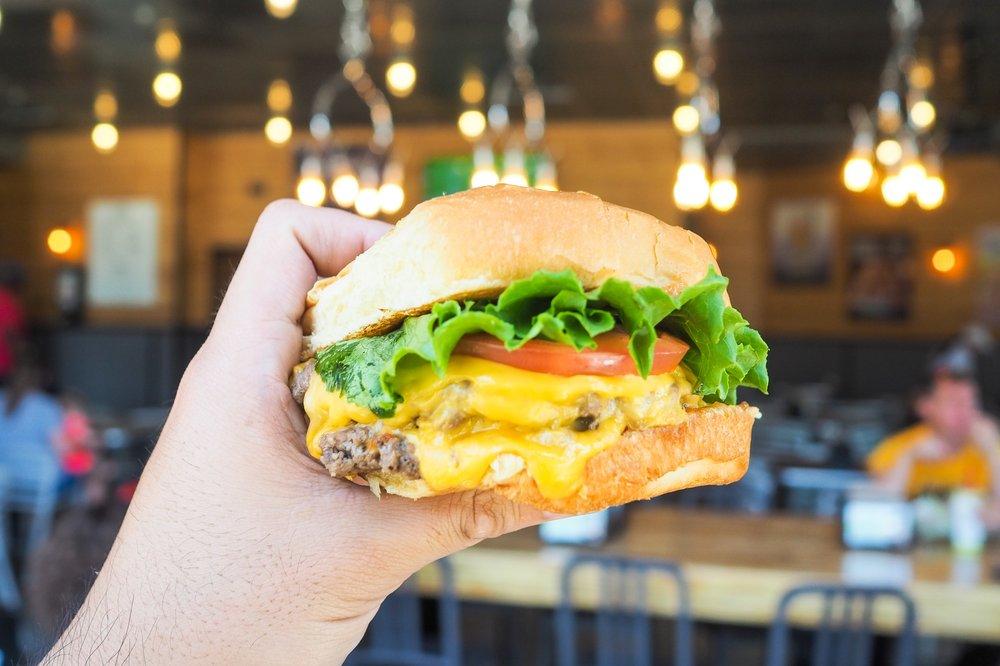 BurgerFi: 3298 Margaritaville Blvd, Kissimmee, FL
