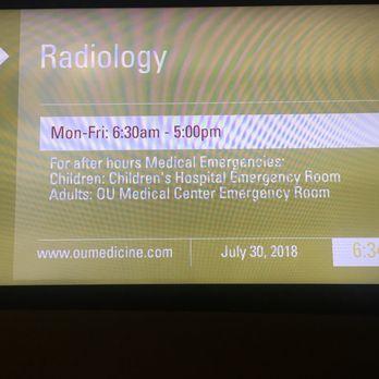 Ou medical center icu visiting hours