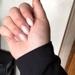 Photo of Gatsby Nails - Glendora, CA, United States. THREE WEEKS LATER!