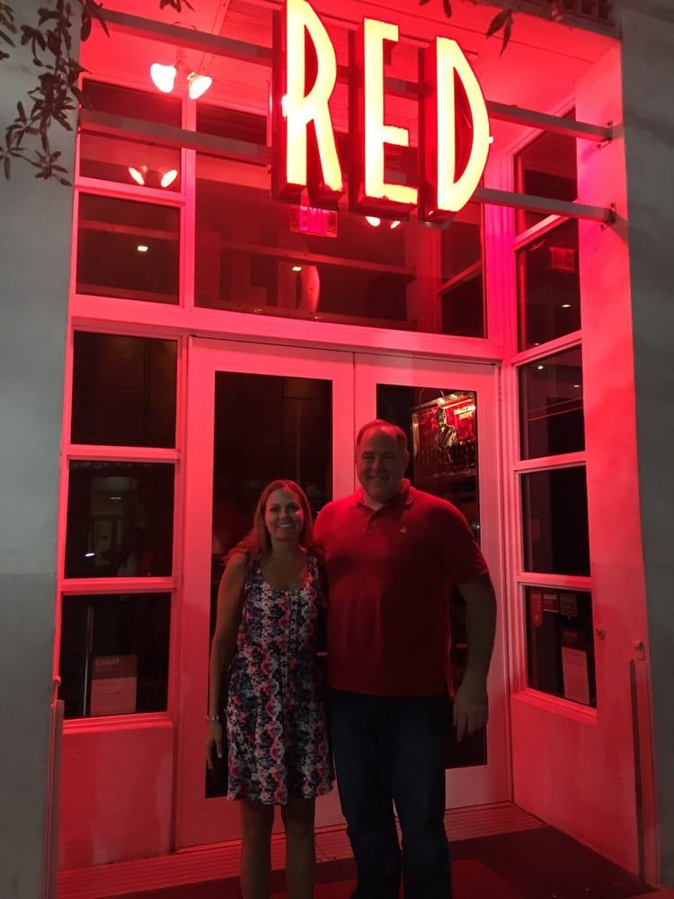 Red The Steakhouse Menu Miami Beach Fl