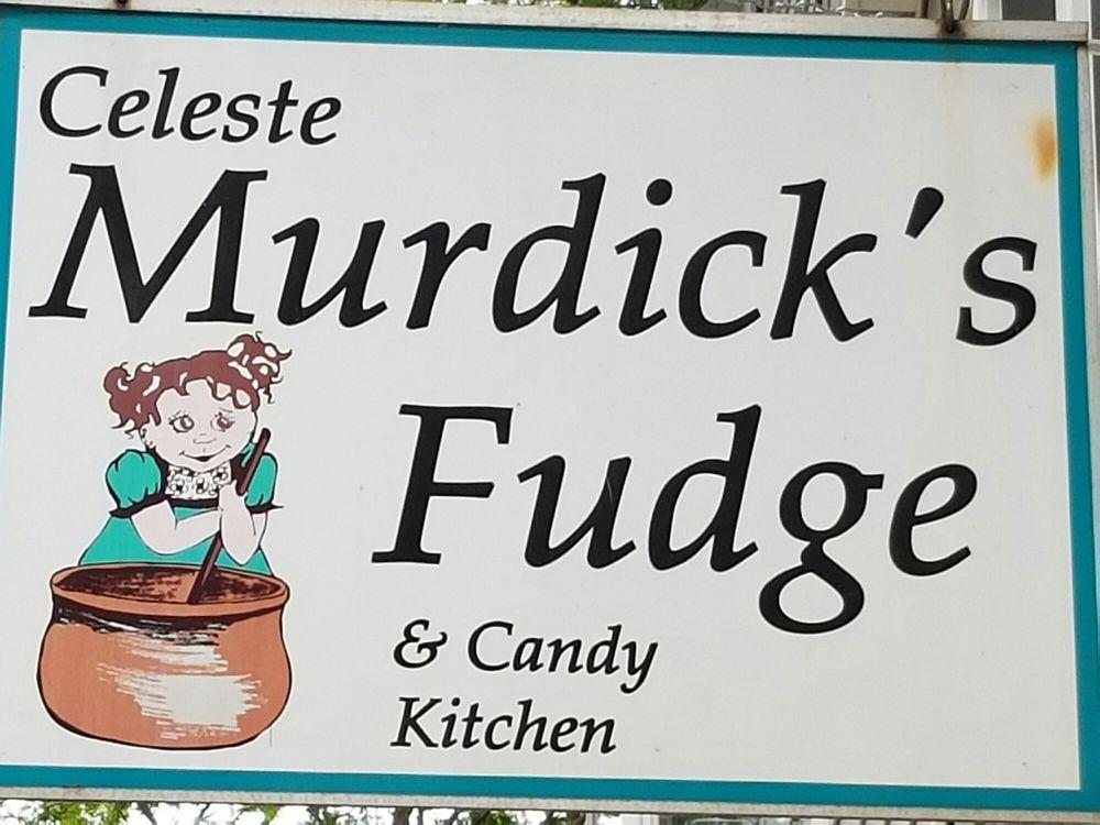 Celeste Murdick's Fudge & Candy Kitchen: 321 Bridge St, Charlevoix, MI