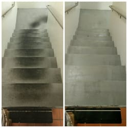 Energreen carpet cleaning 16 photos 23 reviews for Cleaning concrete steps