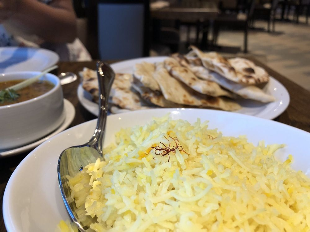 Saffron rice - Yelp