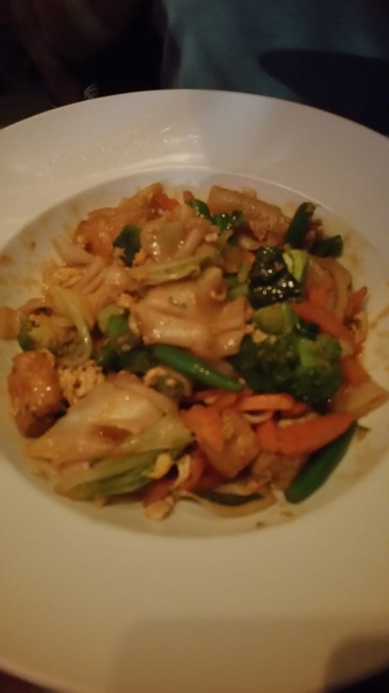 Drunk man noodles yelp for 22 thai cuisine yelp