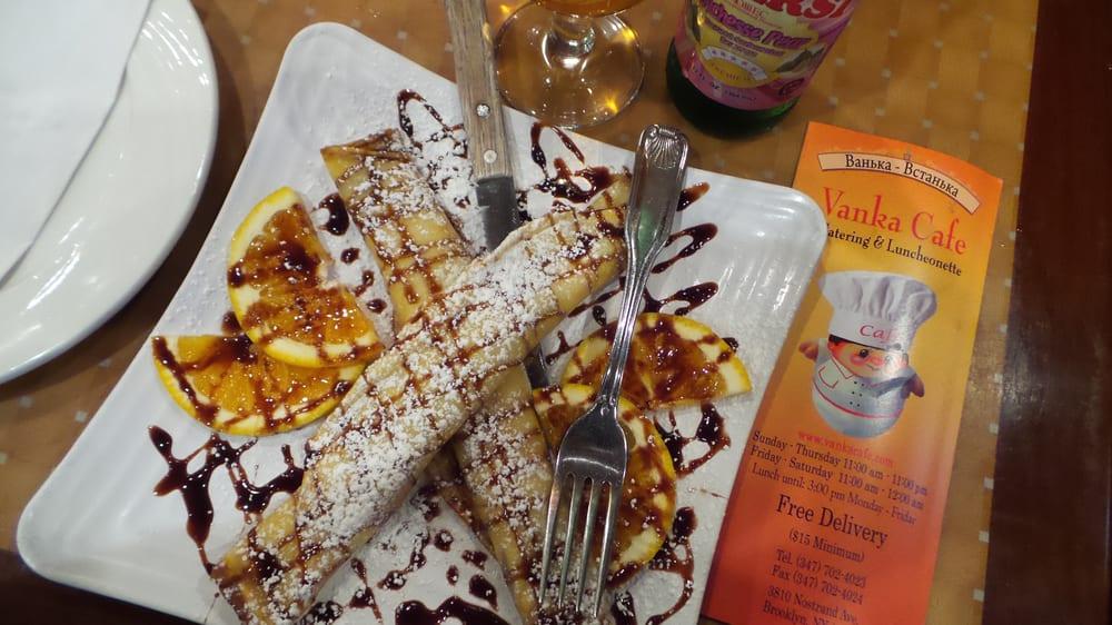 Vanka Cafe Yelp