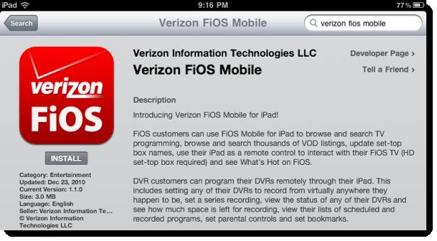 Verizon Fios - (New) 108 Reviews - Television Service