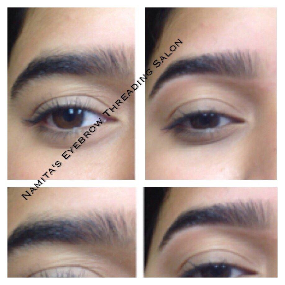 Namitas Eyebrow Threading Salon Yelp