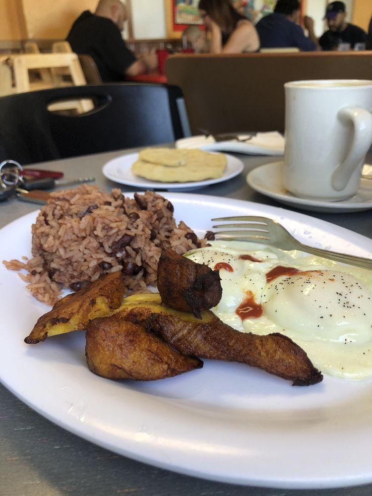 Pupuseria & Cafeteria Centroamericana: 2504 W Martin Luther King Blvd, Tampa, FL