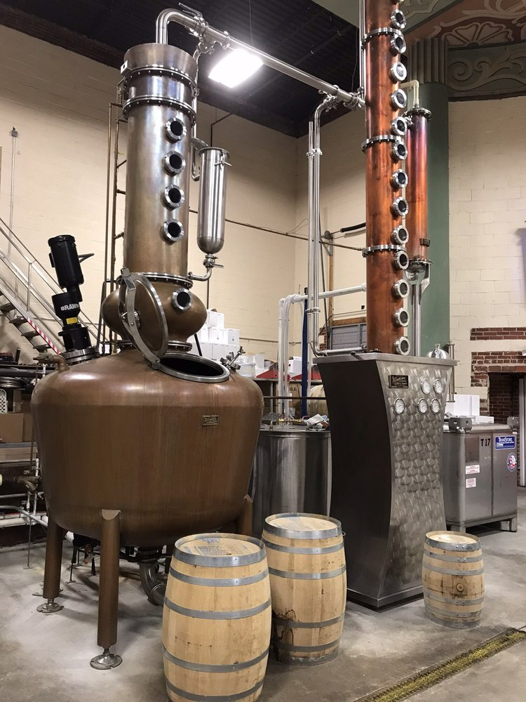 Painted Stave Distilling: 106 W Commerce St, Smyrna, DE
