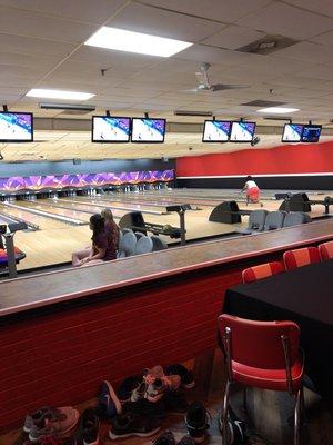 AMF Kissimmee Lanes 4140 W Vine St Kissimmee, FL Bowling
