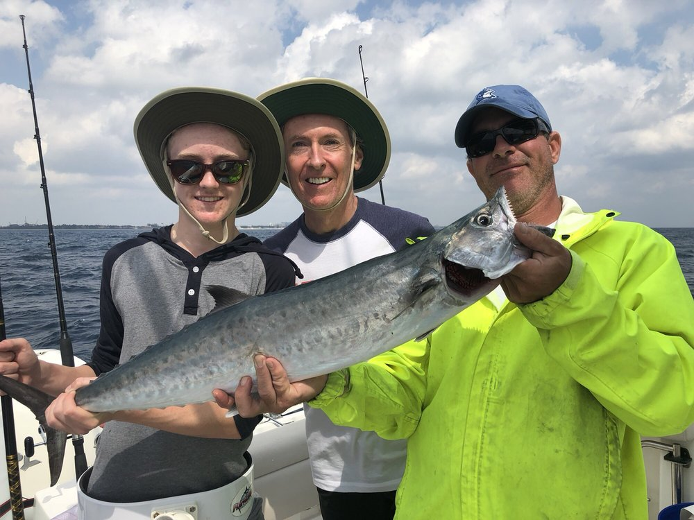Blue Devil Fishing: 5604 N Ocean Blvd, Ocean Ridge, FL