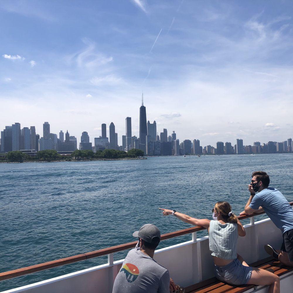 Wendella Tours & Cruises: 400 N Michigan Ave, Chicago, IL