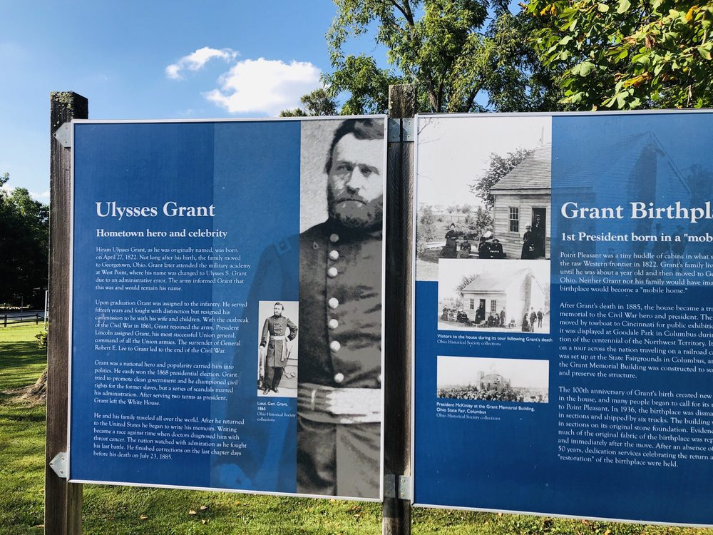 U.S. Grant Birthplace: 1551 OH-232, Moscow, OH
