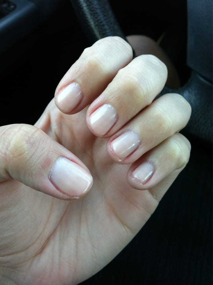 Photo Of Instyle Nails Alexandria Va United States Opi Gel Manicure In