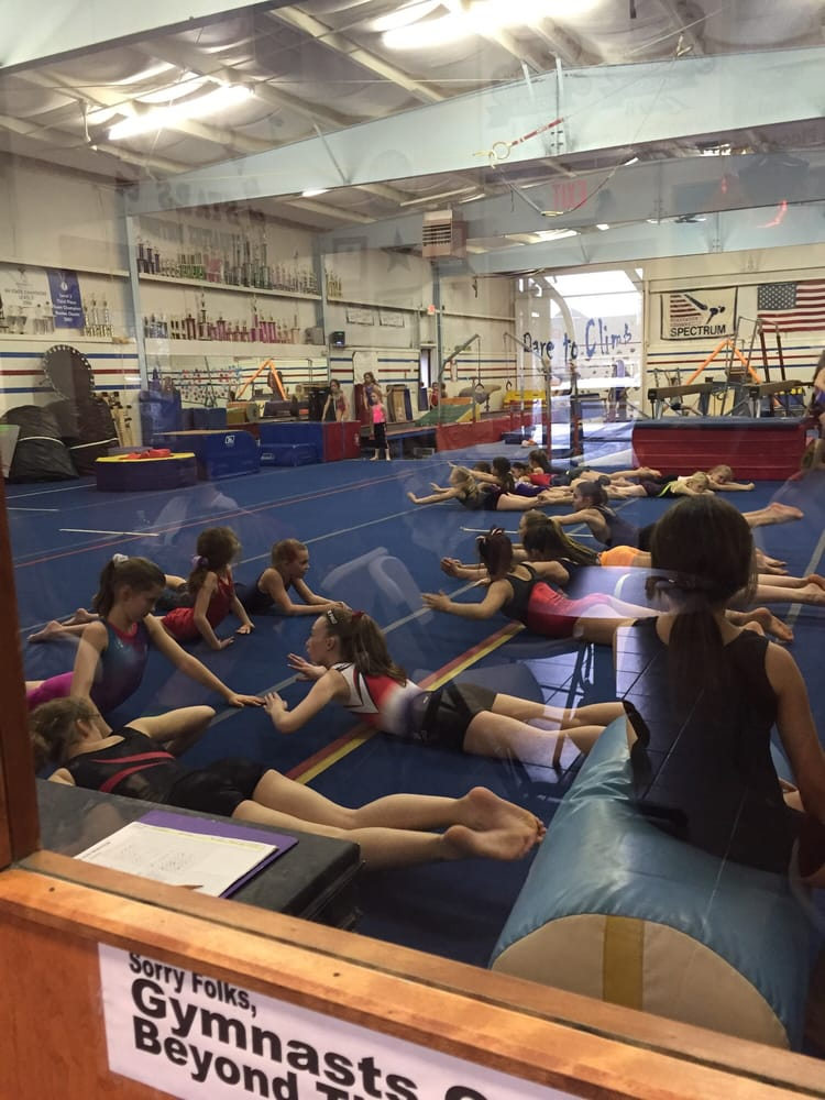 Spectrum Gymnastics Academy: 26 Buttrick Rd, Londonderry, NH