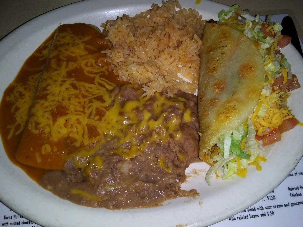 Maria's Mexican Restaurant: 520 Central Ave, Great Falls, MT