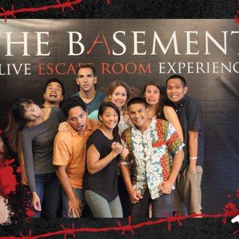 The Basement A Live Escape Room Experience 118 Photos