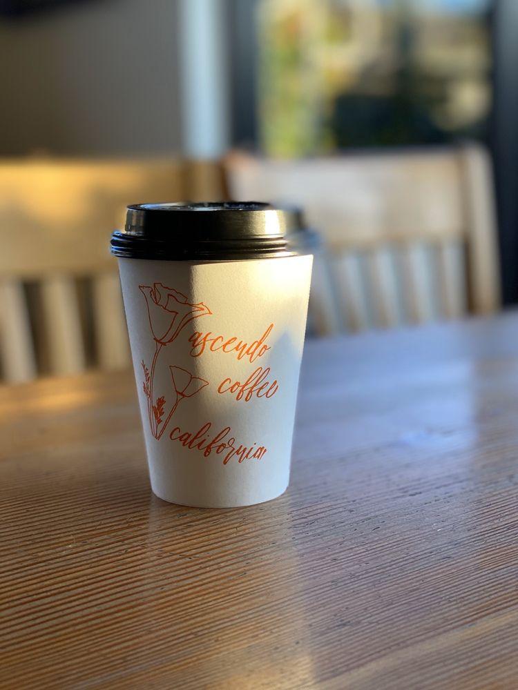 Ascendo Coffee: 1230 Los Osos Valley Rd, Los Osos, CA