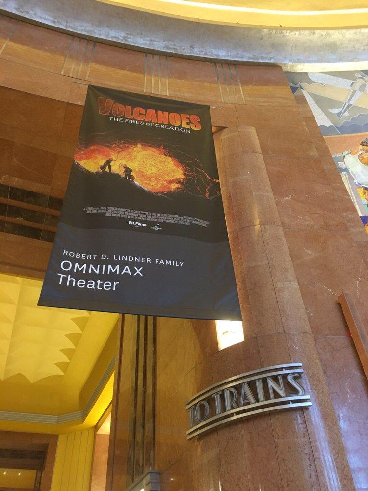 Robert D. Lindner Family OMNIMAX Theater: 1301 Western Ave, Cincinnati, OH