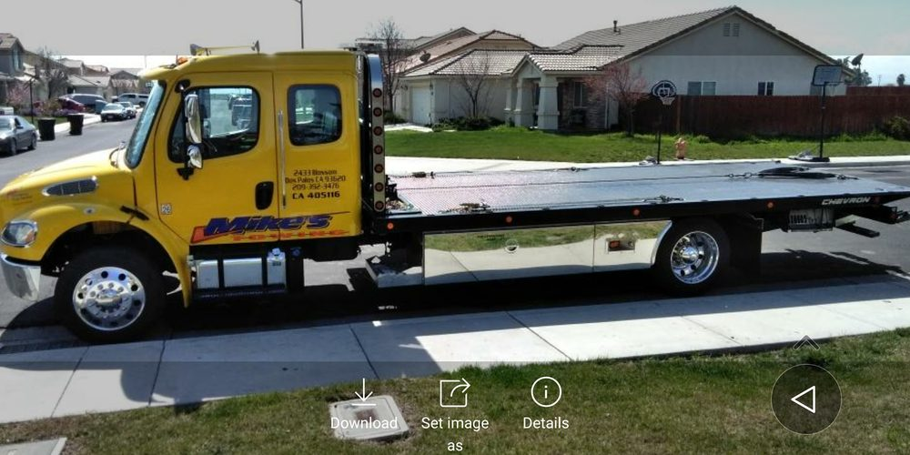 Mike's Towing & Radiators: 2433 Blossom St, DOS Palos, CA