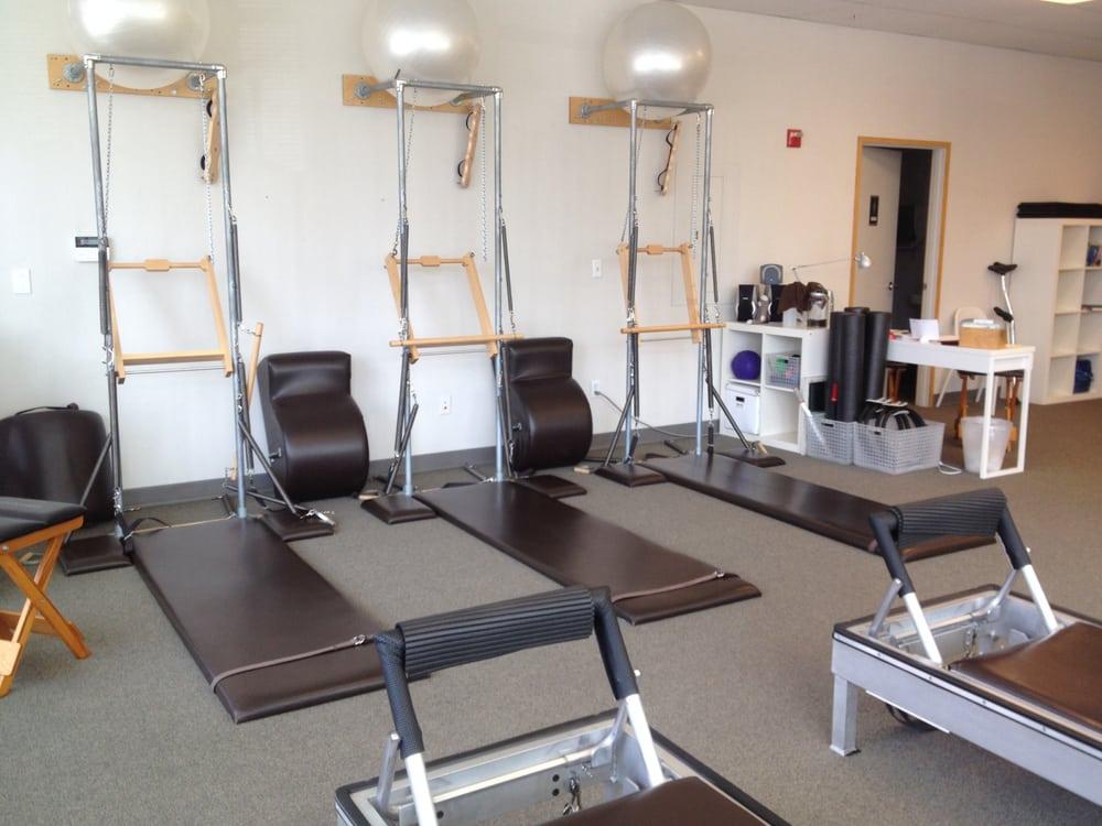 Core Pilates: 1401 SW Alder St, Portland, OR