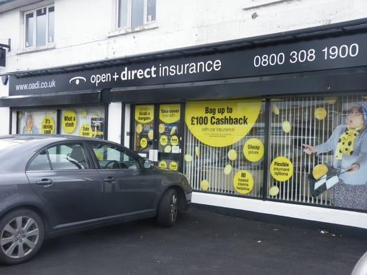 open direct insurance assurance 19 21 ballyclare rd. Black Bedroom Furniture Sets. Home Design Ideas
