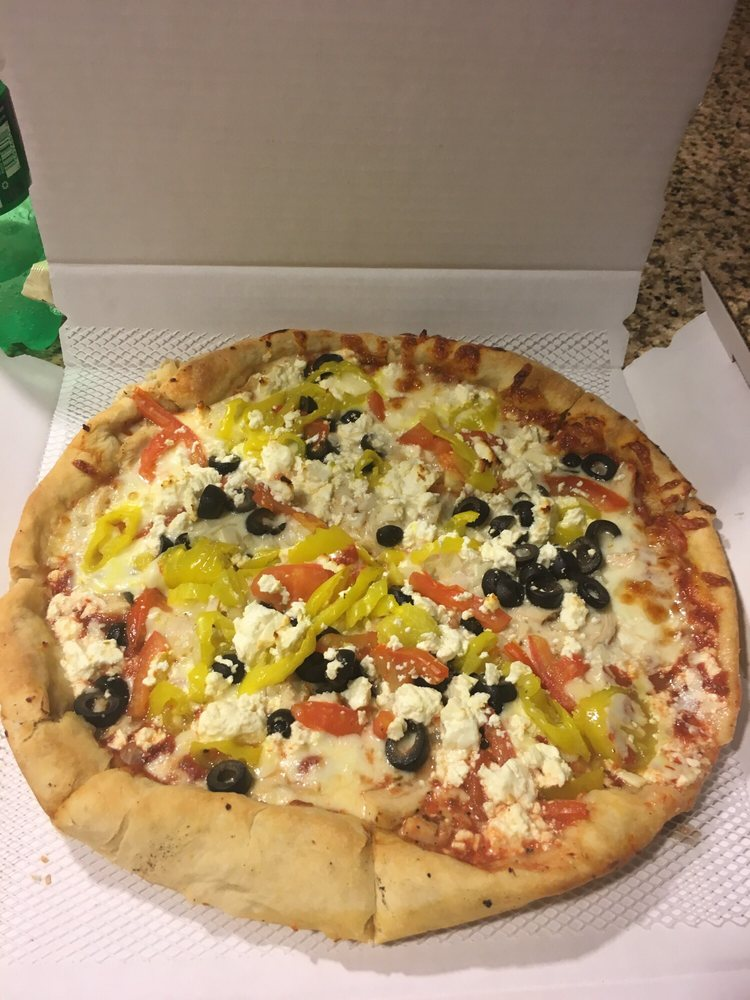 Falbo Bros Pizzeria: 3250 Kennedy Cir, Dubuque, IA