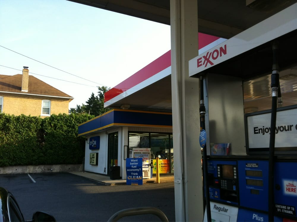 Top Star Gas Station Hellertown Pa