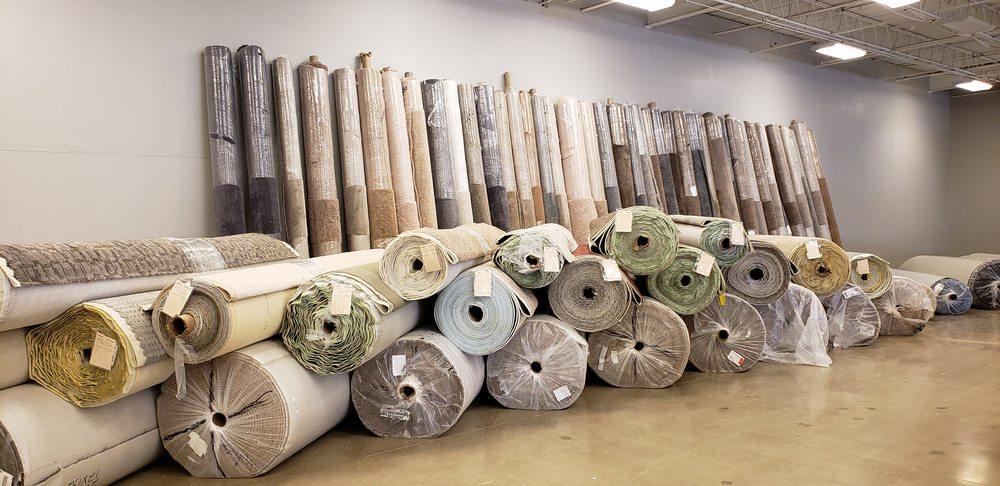 Dan's Wholesale Carpet & Flooring: 4433 Whipple Ave NW, Canton, OH