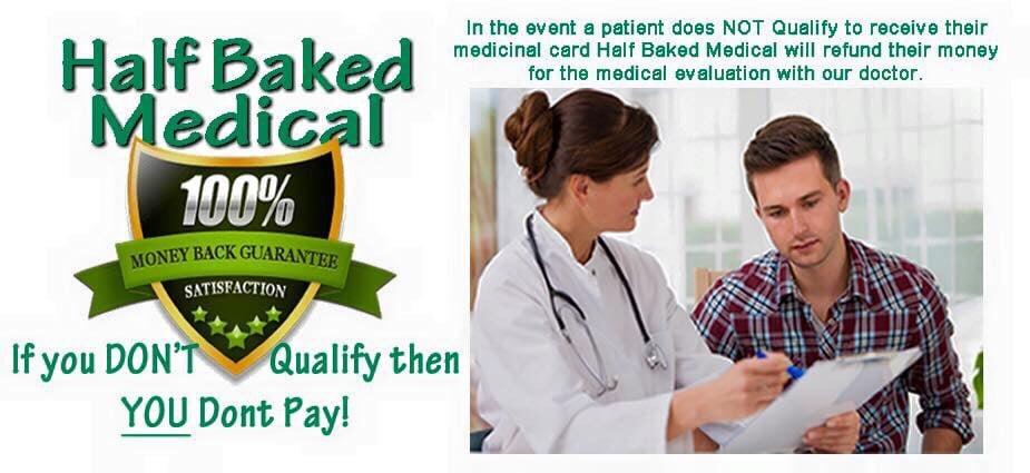 Half Baked Medical: 2815 S Alma School Rd, Mesa, AZ