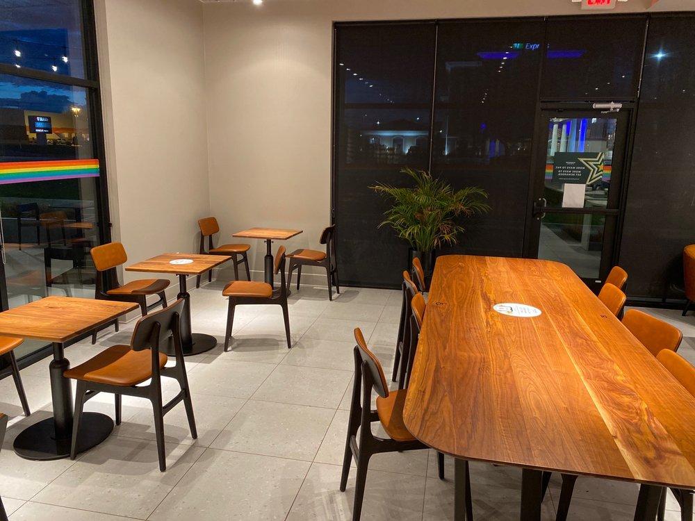 Starbucks: 5425 Tinker Diagonal St, Del City, OK